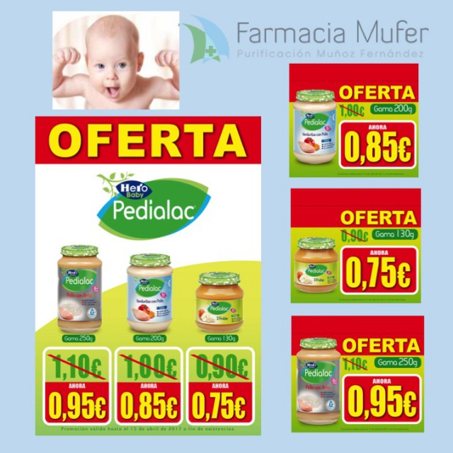 Oferta-Tarritos-Hero-Pedialac-en-Farmacia-Mufer