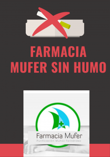 FARMACIA MUFER SIN HUMO