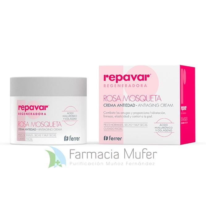 Repavar® Regeneradora Crema facial