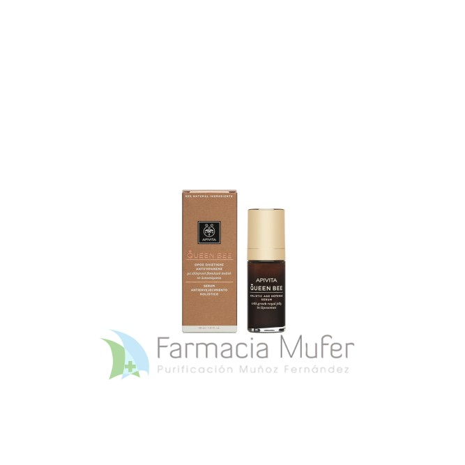 QUEEN BEE SERUM FORMULA RENOVADA